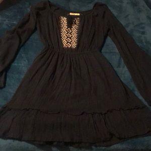 Hollister boho dress